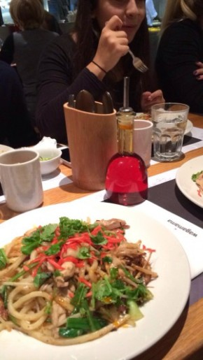 Another trip to Wagamama