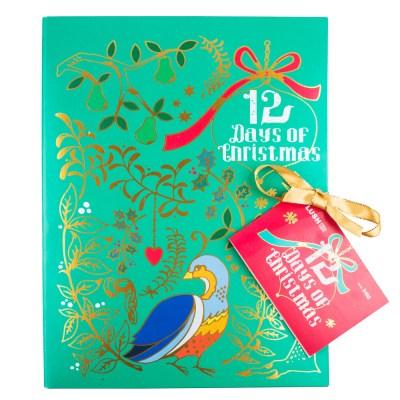 lush advent calendar