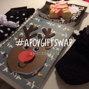 Blogmas Day Twenty Seven |#apovgiftswap