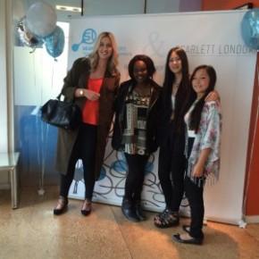 #SLBloggerBash | Scarlett London & SearchLaboratory