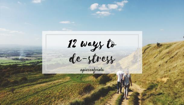 12-ways-to-de-stress