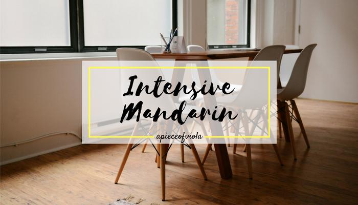 intensive-mandarin