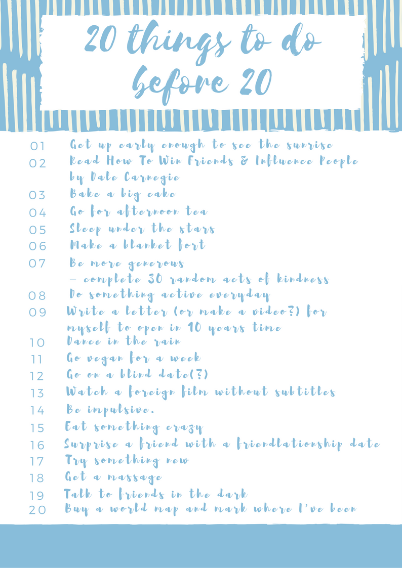 20-things-to-do-before-20